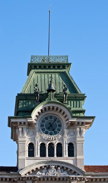 Câmara municipal, trieste Foto Premium