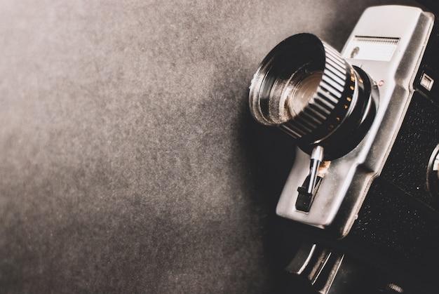 Câmera de filme vintage Foto Premium