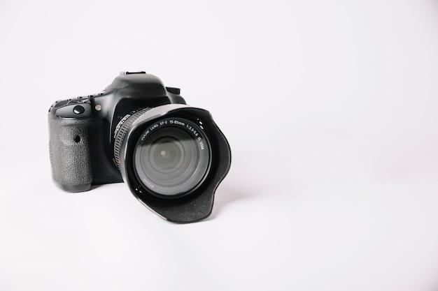 Câmera fotográfica em estúdio Foto Premium