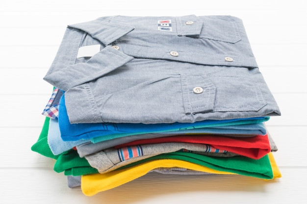 Camisa e roupas Foto gratuita