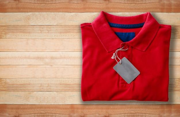 Camisa polo Foto Premium