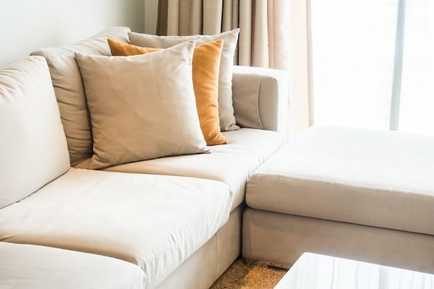 Canto do sofá Foto gratuita