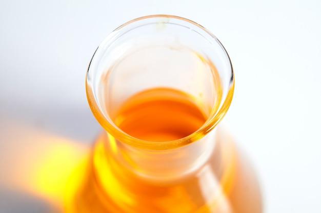 Cápsula de vitamina óleo de peixe para o conceito saudável Foto Premium