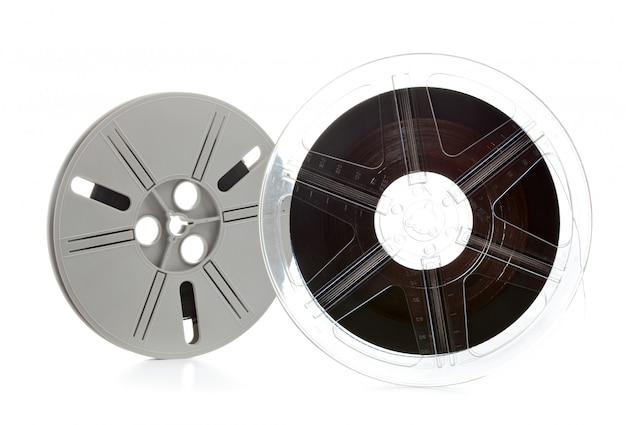 Carretel de filme retrô Foto Premium
