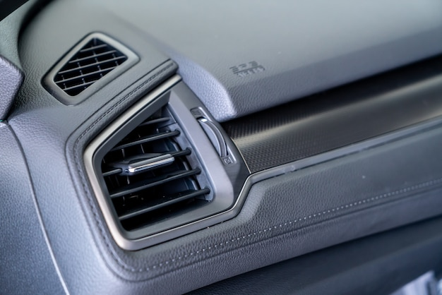 Carro condutor de ar Foto Premium