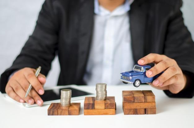 carro com dívida
