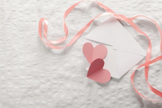 Carta de amor Foto Premium