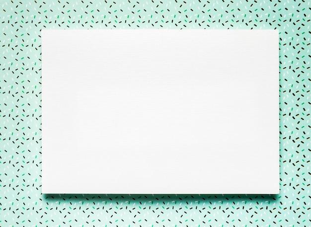Cartão de casamento simples com fundo azul-petróleo Foto gratuita