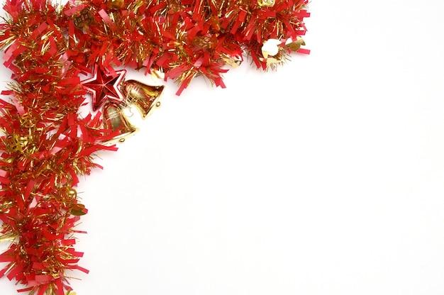 Cartões de ano novo. planos de fundo, calendários, felicitações, folhetos, convite, cartazes, brochura, banners, filmagens, clipart. Foto Premium