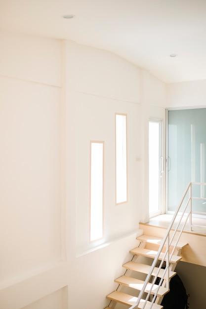 Casa minimalista em estilo japonês Foto gratuita