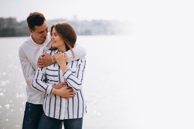 Casal apaixonado Foto gratuita