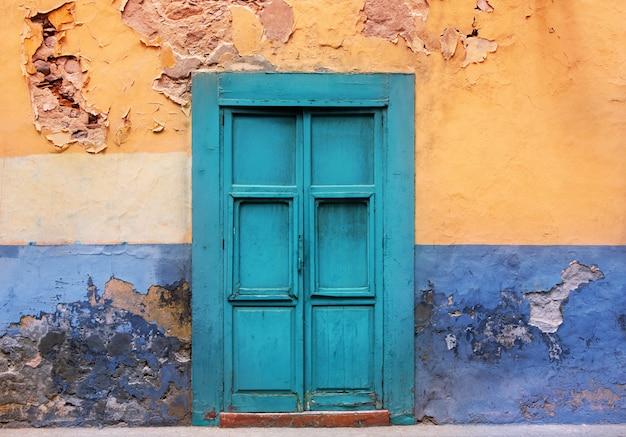 Casas em las palmas de gran canaria vegueta Foto Premium