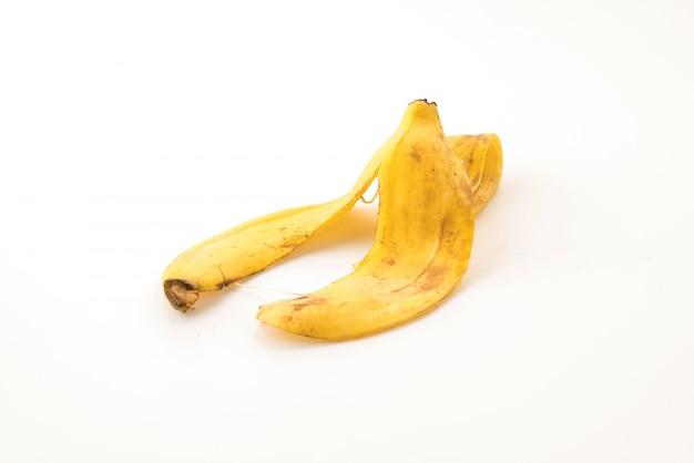 Casca de banana Foto gratuita
