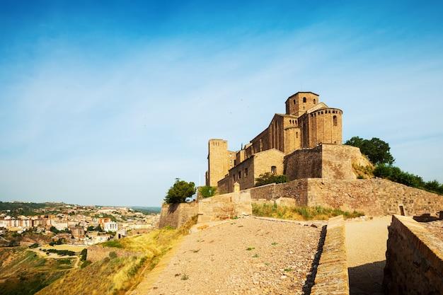 Castelo de cardona. catalunha Foto gratuita
