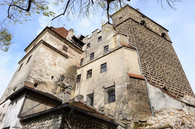 Castelo do farelo, brasov, a transilvânia romênia. Foto Premium