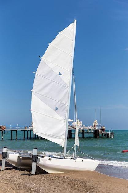 Catamarã Foto Premium