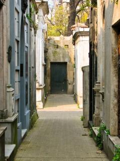 Cemitério scape, cristão Foto gratuita