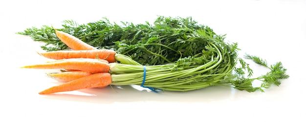 Cenouras Foto Premium