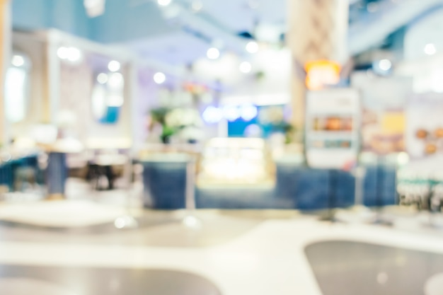 Centro comercial, de, loja de departamentos Foto gratuita