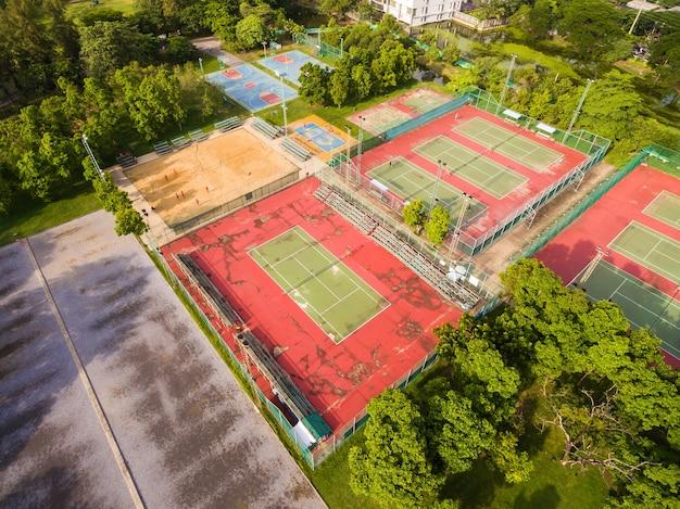 Centro de esportes Foto Premium