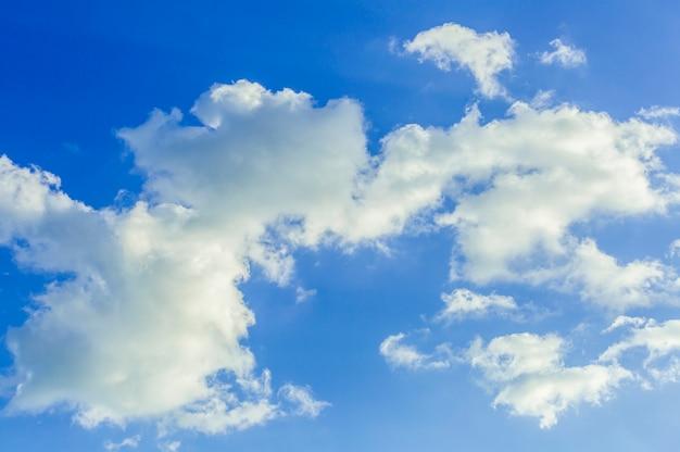 Fotos E Imagenes Cielo Azul Con Nubes: Céu Azul E Nuvens Brancas