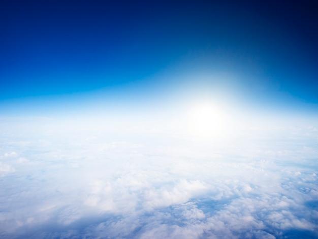Céu e nuvens Foto gratuita