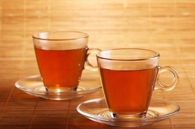 Chá quente e fresco Foto gratuita