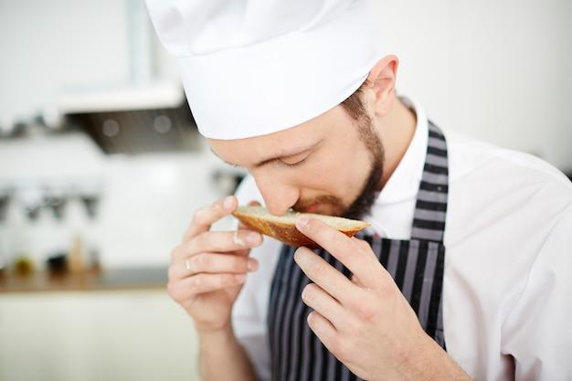 Cheiro de pão Foto gratuita