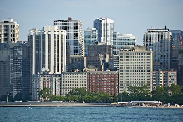 Chicago lake front Foto gratuita