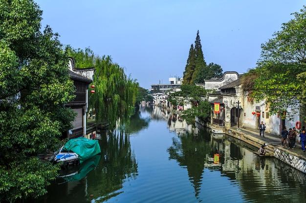 China, cenário, casa, estrada, paredes, estrutura Foto gratuita