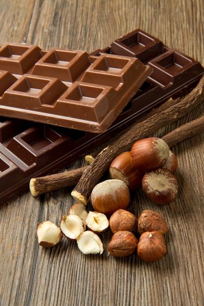 Chocolate Foto Premium