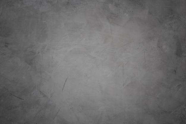 Cimento cinzento e fundo da parede de textura de concreto Foto Premium
