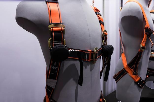 Cinto de segurança industrial Foto Premium