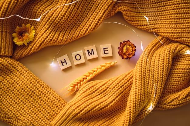 Clima de outono Foto Premium