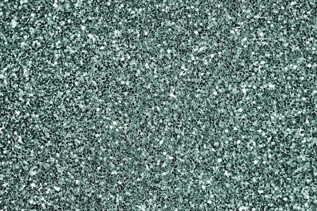 Close up de glitter verde texturizado fundo Foto gratuita