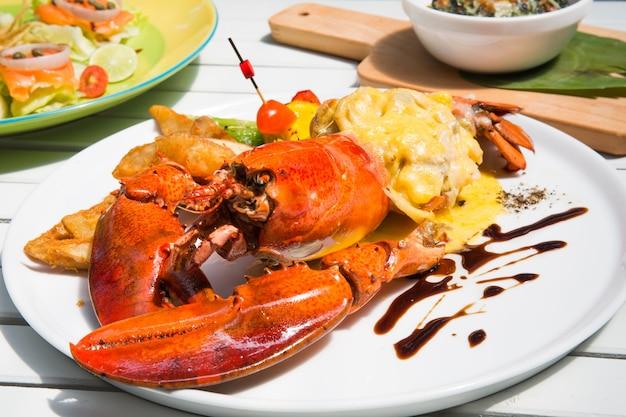 Close-up de lagosta deliciosa | Baixar fotos gratuitas