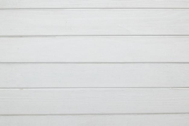 Close-up, de, um, branca, pintado, parede madeira Foto gratuita