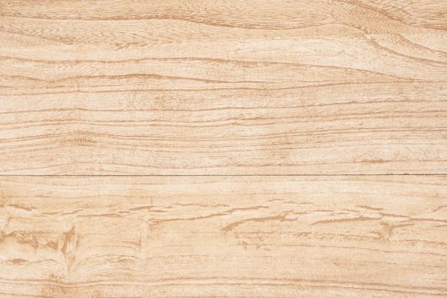 Close-up de um fundo texturizado de tábua de madeira leve Foto gratuita