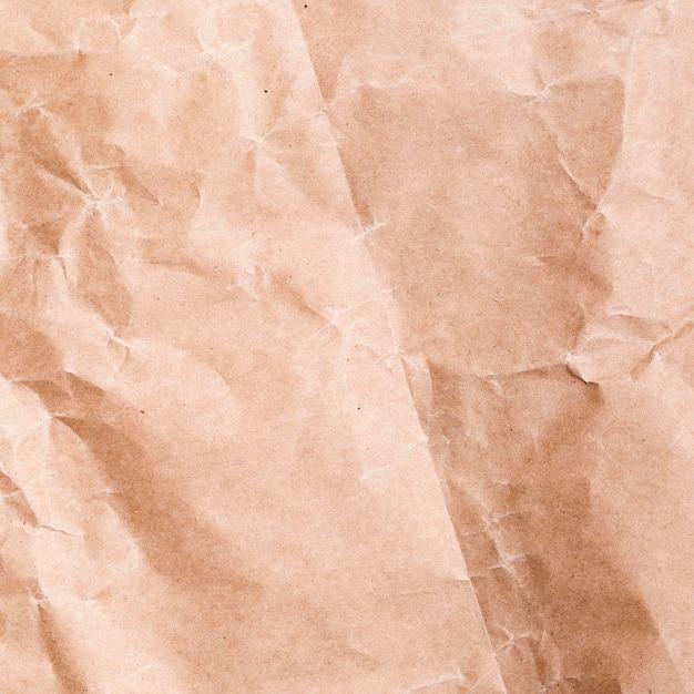 Close-up fundo de papel amassado Foto gratuita