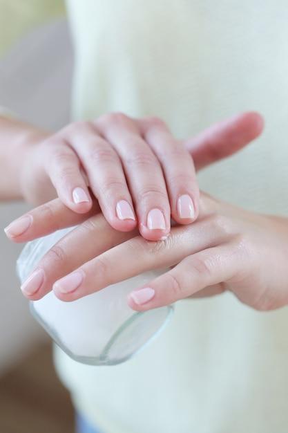 Close-up mãos Foto gratuita