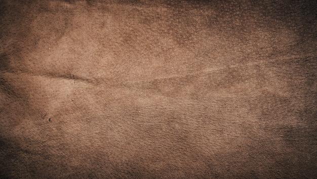 Close-up na textura de couro genuíno Foto Premium