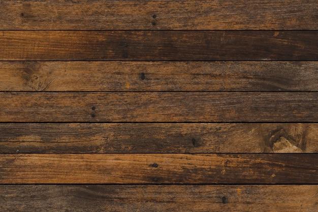 Close-up textura de fundo madeira marrom vintage Foto Premium
