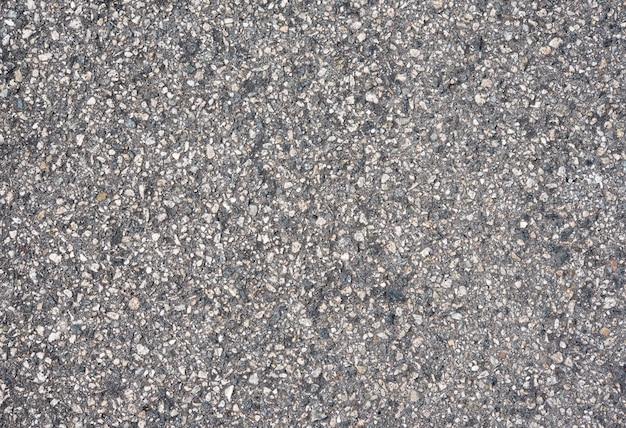 Closeup de fundo de textura de cascalho Foto Premium