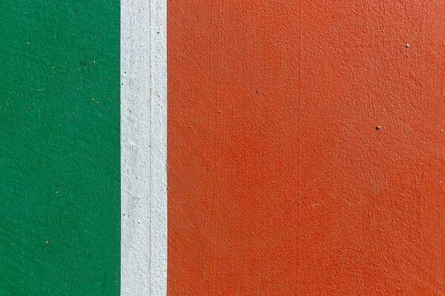Closeup textura da quadra de basquete Foto Premium