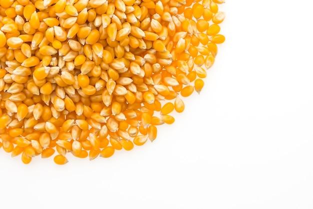 Cob saudável pop nutrição milho doce Foto gratuita