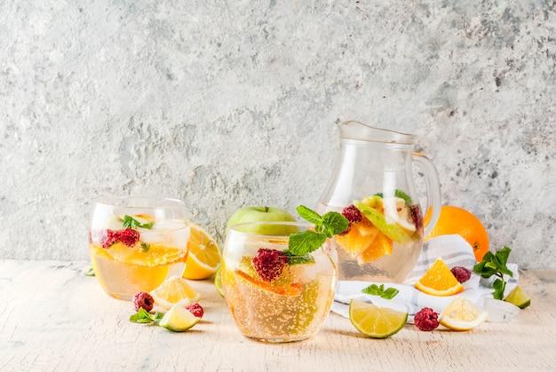 Cocktail frio de verão Foto Premium