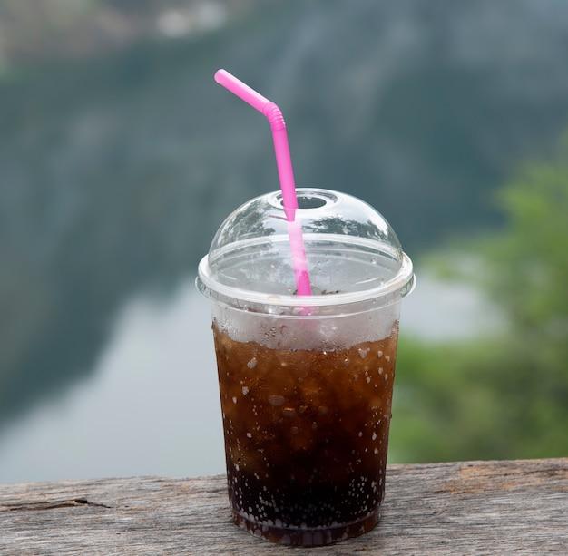 Cola Foto Premium