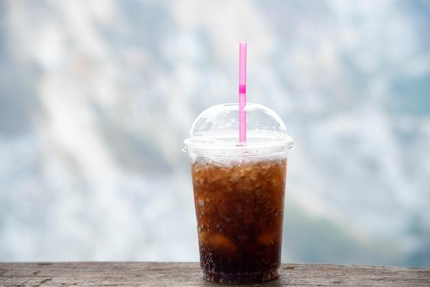Cola. Foto Premium