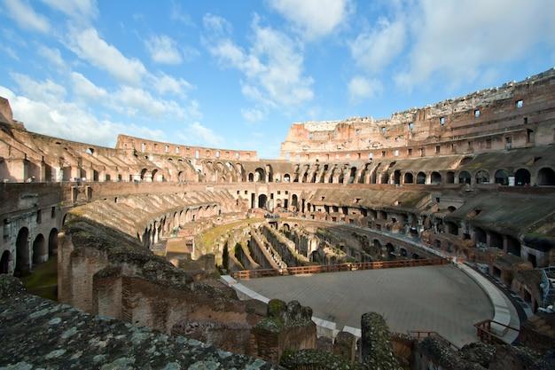 Coliseu Foto Premium