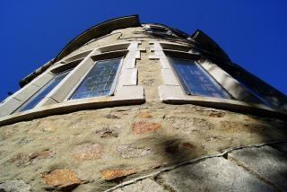 Coluna do castelo Foto gratuita